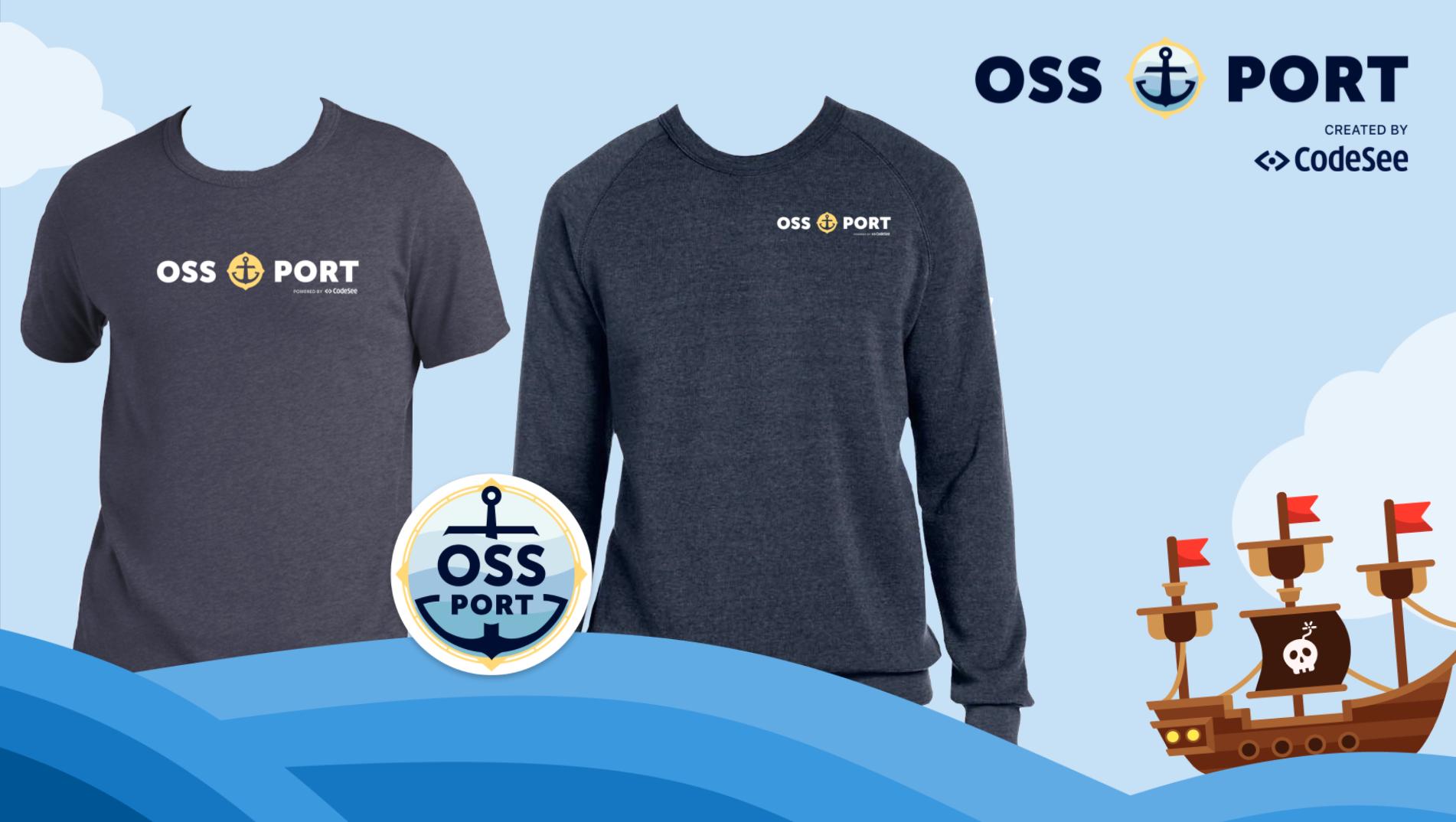 CodeSee OSS Port x Hacktoberfest 2021 Rewards